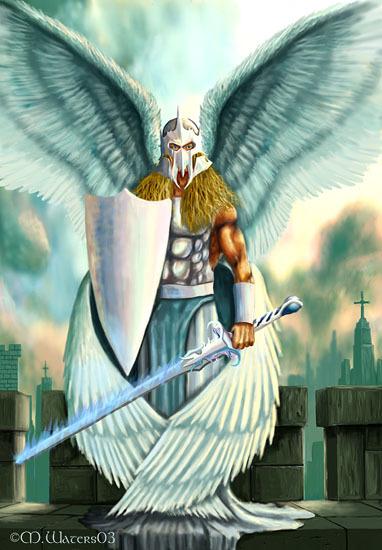 Archangel-Michael-battle-gear